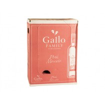GALLO PINK MOSCATO BOX
