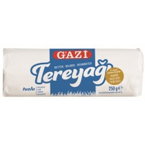 GAZI SALTED BUTTER (TUZLU) BOX