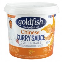 GOLDFISH CHINESE CURRY SAUCE   EACH