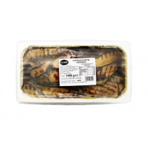 GOMO C-GRILLED COURGETTES IN OIL BOX