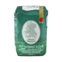 GREEN DRAGON SELF RAISING FLOUR EACH