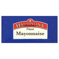 HARRISONS MAYONNAISE SACHETS  BOX