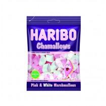 HARIBO MARSHMALLOW PINK & WHITE HALAL BOX