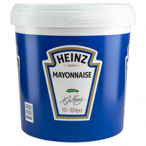 HEINZ BUCKET MAYONNAISE BOX