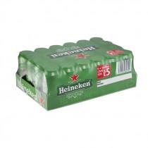 HEINEKEN HEINEKEN LAGER CAN 4 FOR £5 BOX