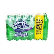 HIGHLAND SPRING SPARKLING WATER BOX