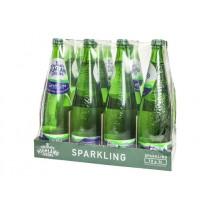 HIGHLAND SPRING SPRAKLING GLASS BOX