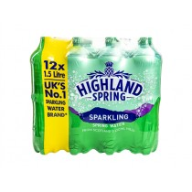 HIGHLAND SPRING SPARKLING WATER BOX