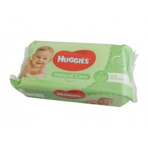 HUGGIES BABY WIPES NATURAL CARE HN5 EACH