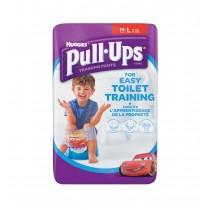 HUGGIES PULL UPS BOYS 6/L BOX