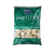 JAMES COOK SCAMPI WITH MINCE WHITE FISH ( REFORMED SCAMPI ) EACH
