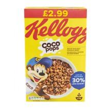 KELLOGS COCO POPS PM 2.99 EACH