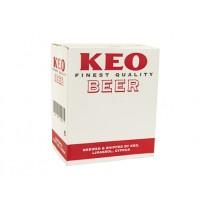 KEO BEER LARGE PACK BOX