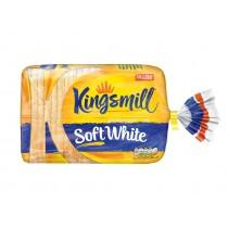 KINGSMILL WHITE MEDIUM SLICED BREAD EACH