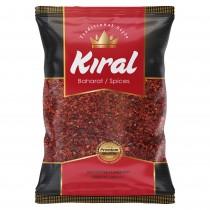 KIRAL RED PEPPER FLAKES HOT (KIRMIZI PUL BIBER ACI) EACH