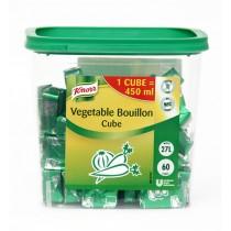 KNORR BOUILLON CUBES 60S TUB VEG BOX