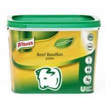 KNORR BOUILLON PASTE TUB BEEF BOX
