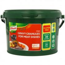 KNORR GRAVY BCKT MEAT GF (makes 25ltr) EACH