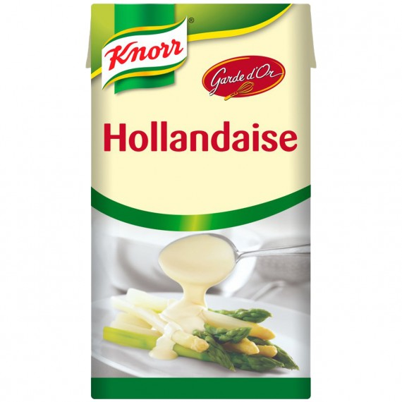 KNORR HOLLANDAISE SAUCE EACH