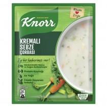 KNORR VEGETABLE SOUP ( SEBZE CORBASI) BOX