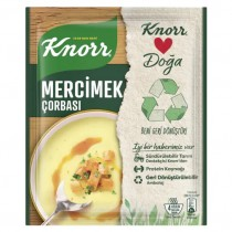 KNORR LENTIL SOUP (MERCIMEK CORBASI ) BOX