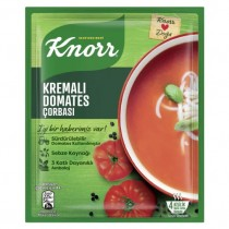KNORR TOMATO SOUP (KREMALI DOMATES CORBASI ) BOX