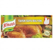 KNORR CHICKEN BOULLION CUBES   PACK