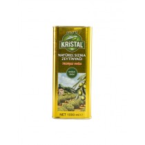 KRISTAL EXTRA VIRGIN OLIVE OIL TIN (SIZMA) BOX