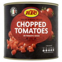 KTC CHOPPED TOMATOES BOX