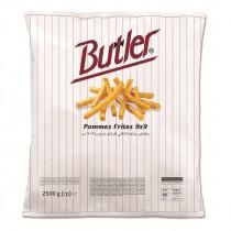 LAMBWESTON BUTLER 9X9 CHIPS (B15/B43) (3/8) BOX