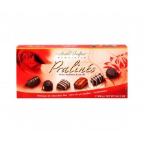 MAITRE TRUFFOUT ASSORTED PRALINES RED (89814) BOX