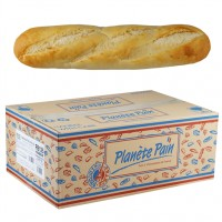 MAMA MIA FULLY BAKED HALF BAGUETTES (01862) BOX