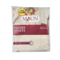 MAUN PASTRY SHEETS (YUFKA) PM £2.49 EACH