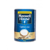 MAXWELL HOUSE CAPUCCINO EACH