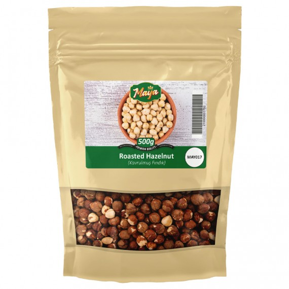 MAYA NUTS ROASTED HAZELNUT EACH