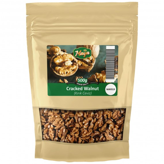 MAYA NUTS WALNUT BROKEN (KIRIK CEVIZ) EACH