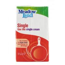 MEADOWLAND  SINGLE CREAM TETRAPACK BOX
