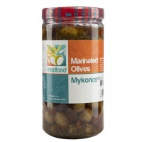 MEDFOOD MARINATED PITTED OLIVES MIKONOS EACH