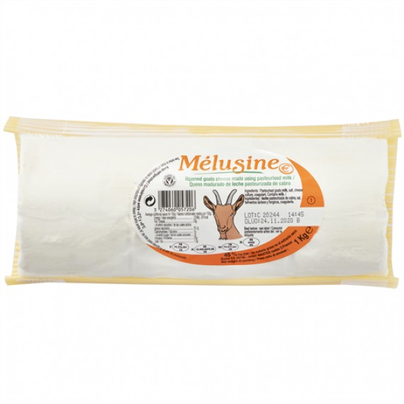 MELUSINE GOAT CHEESE LOG RULO EACH