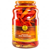 MELIS ROASTED RED PEPPERS (KOZLENMIS BIBER) EACH