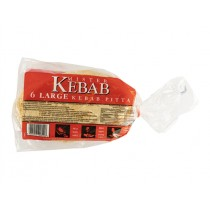 MR KEBAB PITTA BREAD LARGE BOX