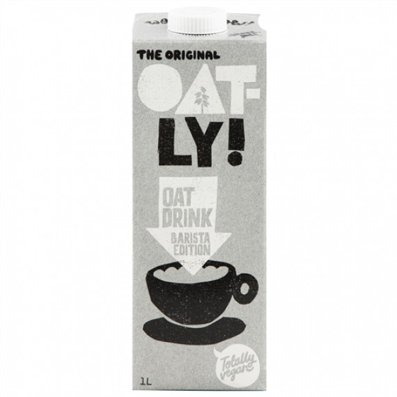 OATLY FOAMABLE BARISTA EDITION  BOX