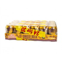 OLD JAMAICA GINGER BEER BOX