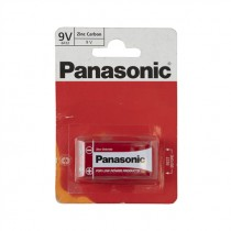 PANASONIC BATTERY TRANSISTOR 9V BOX