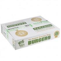 PARAGON BASIC BURGER QUARTER POUNDER 4oz (CAT04) BOX