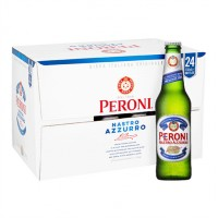 PERONI NASTRO AZZURO BEER BOX