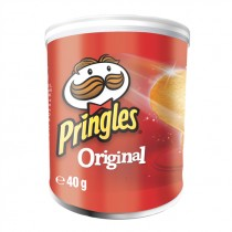 PRINGLES ORIGINAL PM £0.69P BOX