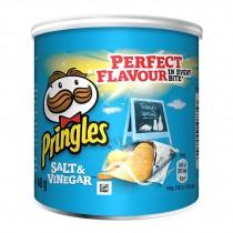 PRINGLES SALT & VINEGAR PM 0.69P BOX
