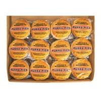 PUKKA PIES CHICKEN & MUSHROOM PIE BOX