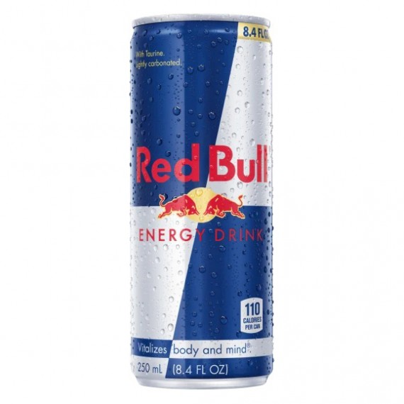 RED BULL ENERGY DRINK BOX